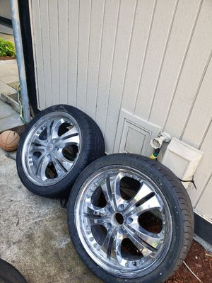 "18"" rims for Sale in Vancouver, WA"