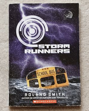 Storm Runners (book) by Roland Smith for Sale in Centreville, VA