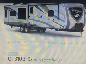 2018 / 37' Open Range Travel Trailer for Sale in Southington, CT