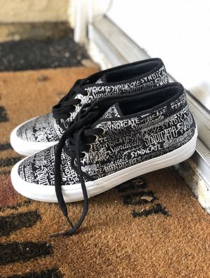 Vans x syndicate 10 year anniversary size 10 for Sale in Oxnard, CA