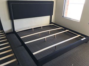 King bed frame for Sale in Florissant, MO