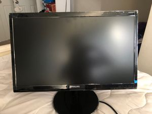Philips 2017 Computer monitor for Sale in Wilson, NC