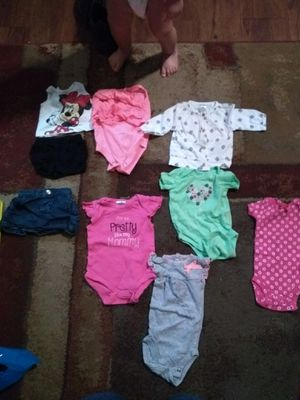 Baby girl newborn clothes for Sale in Frostproof, FL
