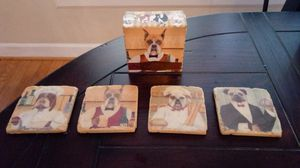 Supere cute dog coasters for Sale in Brentwood, TN