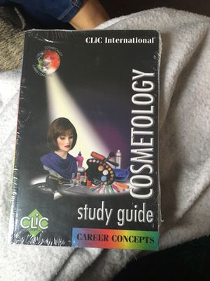 Soft back cosmetology book for Sale in Nashville, TN