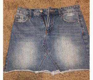 Denim skirt for Sale in Mesa, AZ