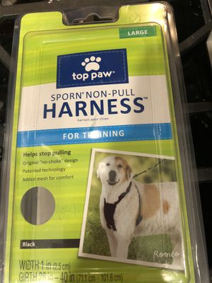 2 brand new dog harnesses Large & XL NWT for Sale in Amarillo, TX