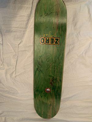 SIGNED SHAUN WHITE SKATEBOARD for Sale in Foxborough, MA