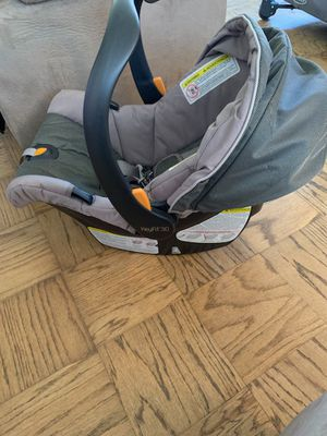 Car seat with two bases for Sale in Alexandria, VA