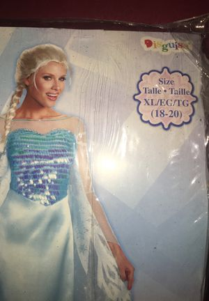 New Disney Frozen dress (Elsa) for Sale in Huntington Park, CA