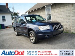 2006 Subaru Forester for Sale in Sykesville, MD