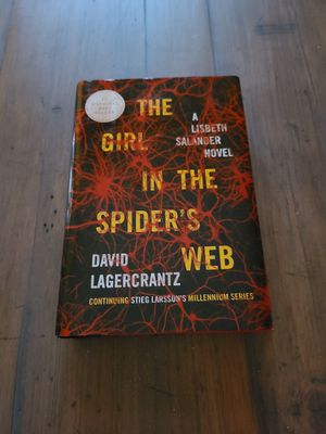 The Girl in The Spiders Web for Sale in FL, US