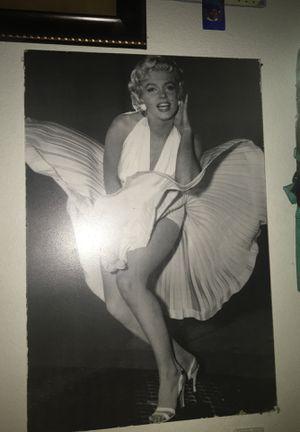 Marilyn Monroe picture for Sale in San Antonio, TX