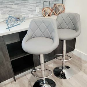 new bar stools set of 2 for Sale in Fort Lauderdale, FL