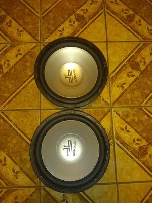 """2 10"""" Polk Audio for Sale in Sanger, CA"""