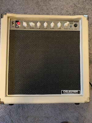 Stage Right 15/5 watt all tube guitar amplifier for Sale in Tacoma, WA