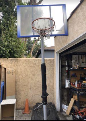 Basketball Hoop-Free! for Sale in Los Angeles, CA