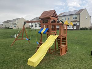 Playset sky climber. for Sale in Plano, IL
