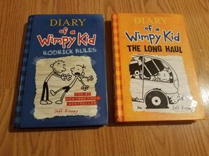 Diary of wimpy kid for Sale in Vancouver, WA