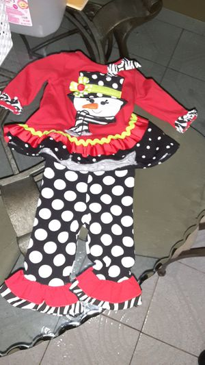 0-3Months RARE EDITION Christmas Outfit for Sale in Tampa, FL