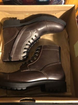 Frye and co cody lace up dark brown 9/5 boots for sale for Sale in Los Angeles, CA
