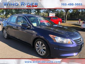 2012 Honda Accord Sdn for Sale in Woodbridge, VA