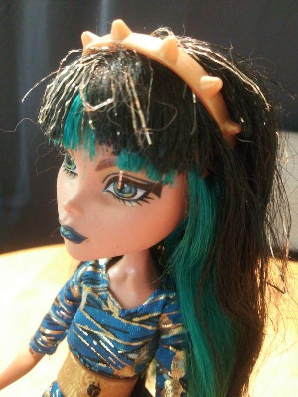 Cleo DeNile - Monster High Doll
