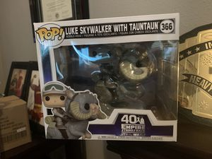 Funko Luke Skywalker on Tauntaun for Sale in Land O' Lakes, FL