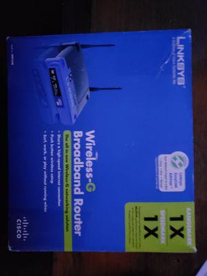 Lynksys Wireless-G Broadband Router for Sale in Portland, OR