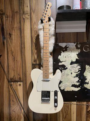2007 Fender Standard Telecaster MIM Olympic White for Sale in Emerson, NJ