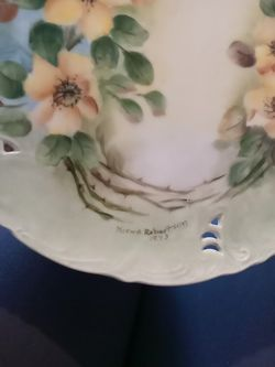 Norma Roberts plate for Sale in San Angelo,  TX
