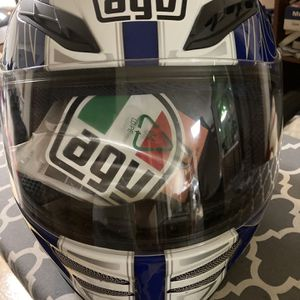AGV Motorcycle helmet -Large Sz for Sale in Greater Upper Marlboro, MD