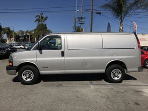 2006 Chevy express cargo van for Sale in Los Angeles, CA