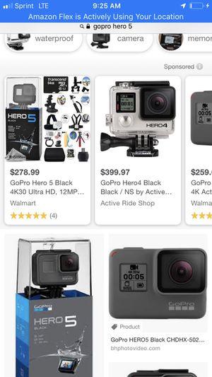 GoPro 5 150$ for Sale for sale  Marietta, GA