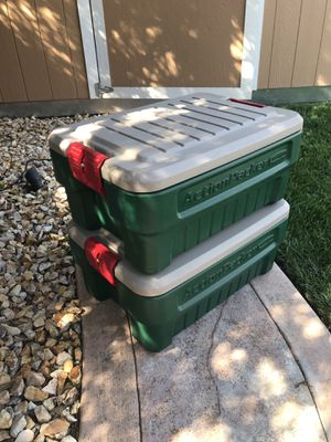 Rubbermaid Actionpackers for Sale in Ceres, CA