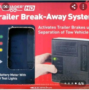 Hopkins 20099 Engager LED Test Break Away System with Battery Meter for Sale in Hammond, IN
