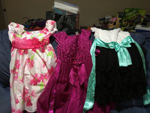 Girls dresses for Sale in West Lake Hills, TX