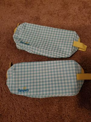 Pampers wipe/accessory carrier for Sale in El Cajon, CA
