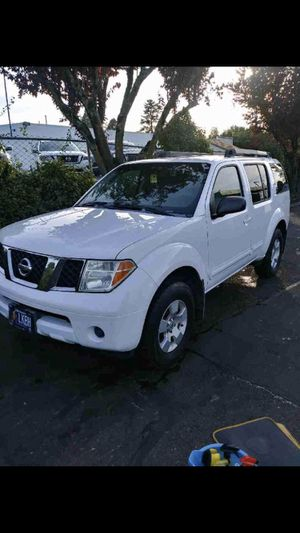 07 Nissan Pathfinder for Sale in Damascus, OR