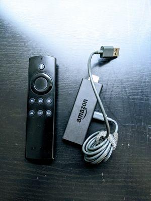 Amazon fire TV stick for Sale in Emeryville, CA