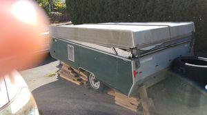 Apache pop up camper 50s/60s for Sale in Portland, OR