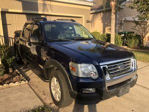08 Ford Explorer Sports Track for Sale in Orlando, FL