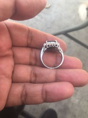 Three rings 925 silver for Sale in Anaheim, CA