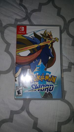 Pokemon Sword (Trades/Cash) for Sale in Union, NJ