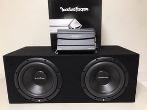 """Subwoofers 10"""" for Sale in Chula Vista, CA"""