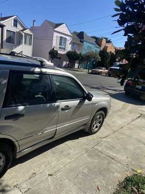 2008 Subaru Forester AWD 5-Speed !! for Sale in San Francisco, CA