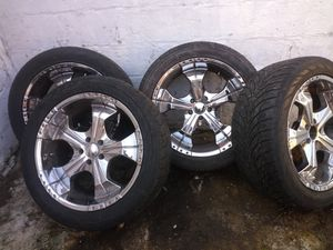 Nice Rims big boy Rims for Sale in Baltimore, MD