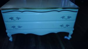 Antique Blanket. Cabinet/ Hope Chest for Sale in Fresno, CA