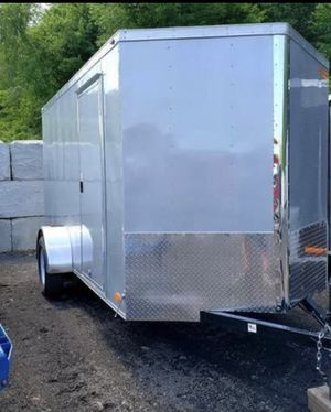 New 2020 Nex-Haul V Nose Enclosed Trailer for Sale in Havertown, PA