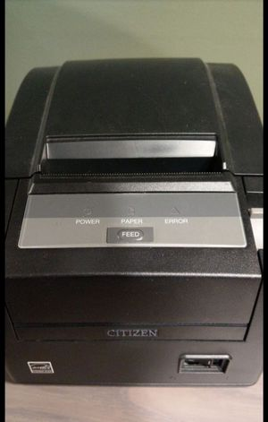 Citizen Thermal Receipt Printer for Sale in Bensalem, PA